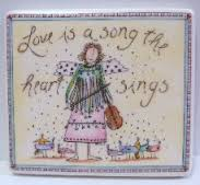 love is a song magnet