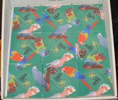 sc sq parrots