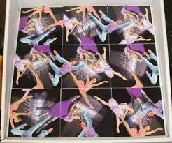Scramble Square Ballet